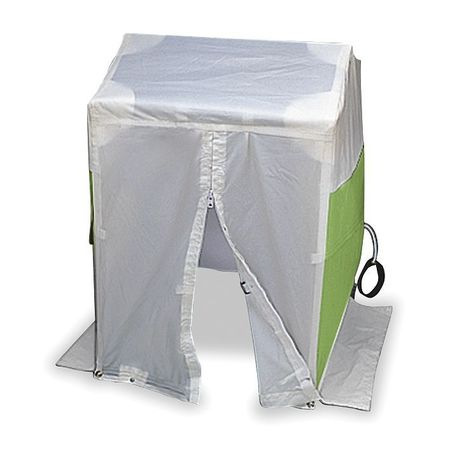 Manhole Utility Shelter, Deluxe Tent