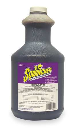 Sports Drink Liquid Concentrate 64 oz,  Grape
