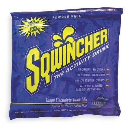 Sports Drink Mix Powder,  Grape 23.83 oz.
