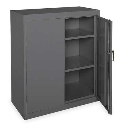 1UFC2 Storage Cabinet, Gray, 42 In H, 36 In W