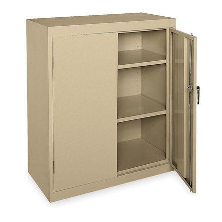 1UFC3 Storage Cabinet, Sand, 42 In H, 36 In W