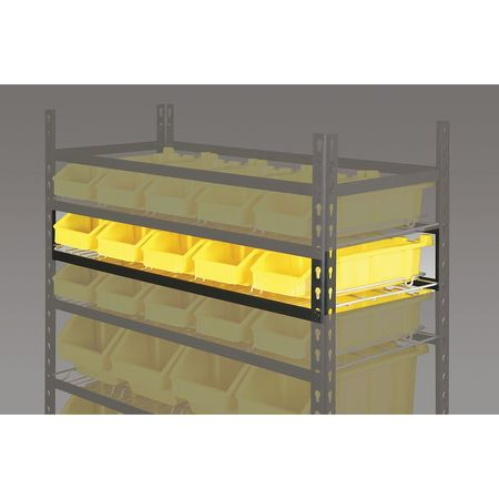 Bin Rack Additional Level, Polyethylene