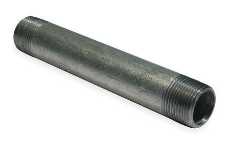 Nipple, Rigid Conduit, 3/4In, 6In Length