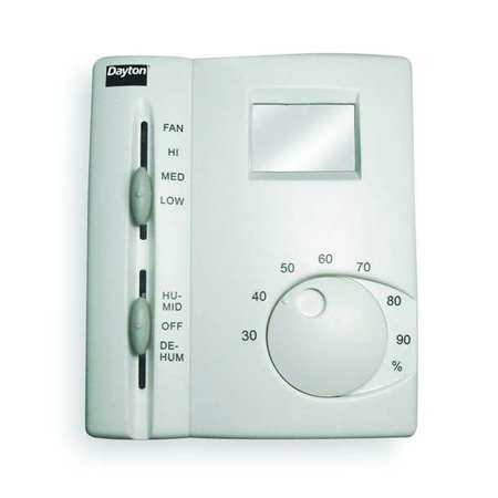 Humidifier/Dehumidifier Controller, 120V