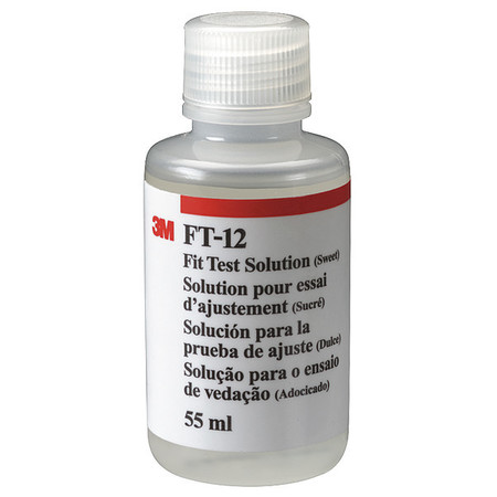 Fit Testing Solution, Saccharin, 55mL