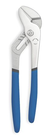 Tongue and Groove Plier, 6 5/8 In L