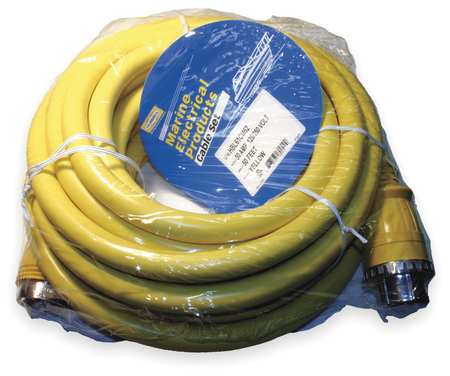 50 ft. 6/4 Lighted Extension Cord STOW