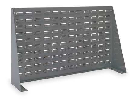 Louvered Bench Rack, 36 x 8 x 20 In