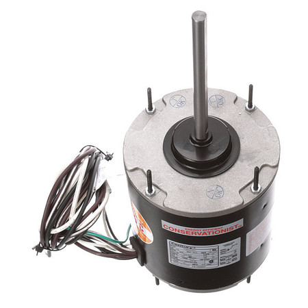 Condenser Fan Motor, 1/2 HP, 825 rpm, 60 Hz