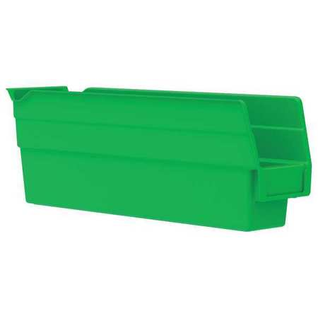 Shelf Bin,  11-5/8 In. L, 2-3/4 In. W, 4 In H