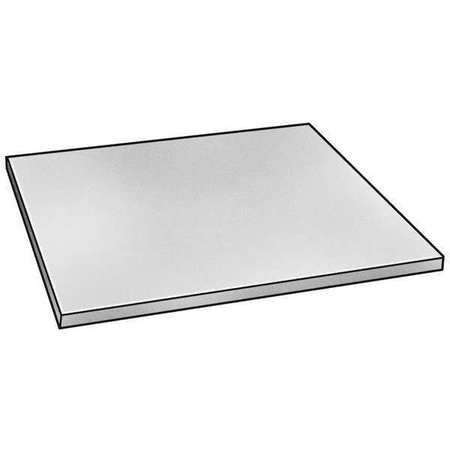 "Sheet Stock, 48"",  W, 8 ft. L, 0.125"",  T"