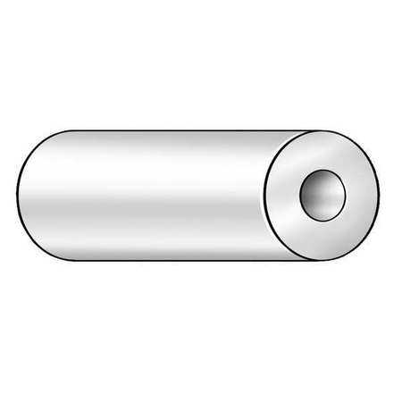 Tube Stock, UHMW-PE, 2-3/4 in., 3-1/8 in.