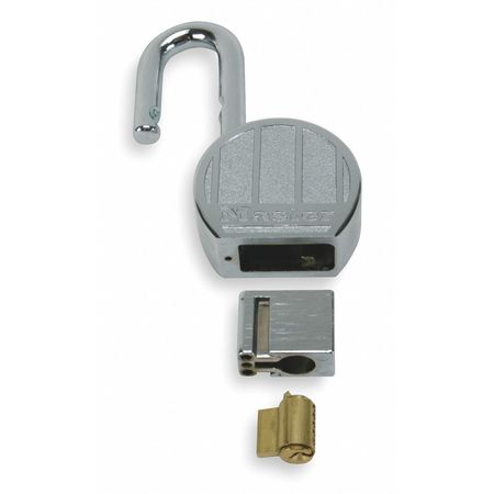 "Keyed Padlock, Alike, 2-1/2""W"