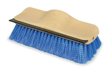 Scrub Brush and Squeegee, Poly