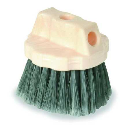 Round Window Wash Brush, Poly Bristles