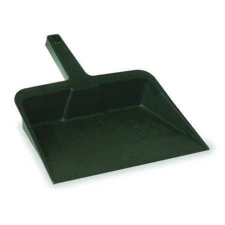 Hand Held Dust Pan, Black, Plastic
