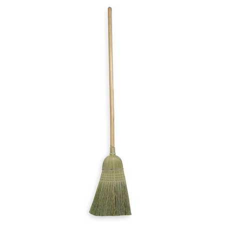 "TOUGH GUY 11-1/2"" Corn Fiber Blend Blend Broom"