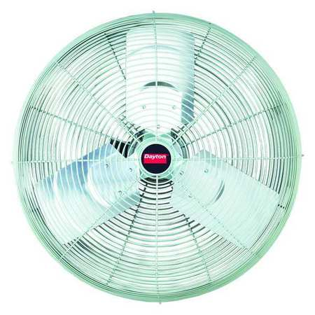 "24"" Air Circulator,  3850/6200 cfm"