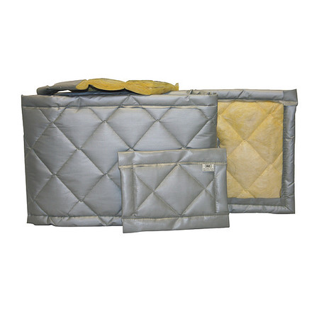 Noise Absorber,  Quilted,  1 In Thick