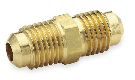 "5/8-18"" Flare Brass Union Reducer 10PK"
