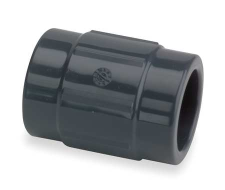 "2-1/2"" FNPT PVC Coupling Sched 80"