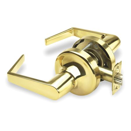 Lever Lockset, Mechanical, Passage, Grade 1