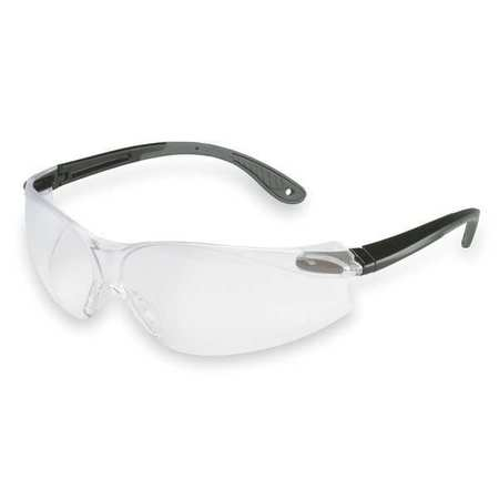 Frameless Safety Glasses : 3m 3M Clear Safety Glasses, Scratch-Resistant, Frameless ...