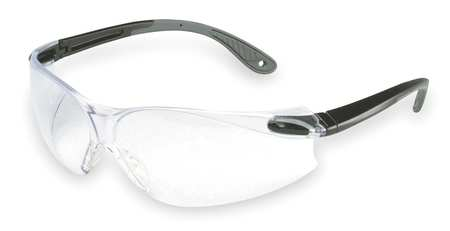 3M Indoor/Outdoor Safety Glasses,  Scratch-Resistant,  Frameless