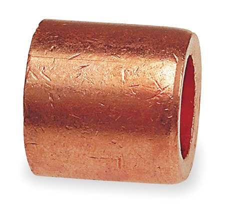 "3/8"" x 1/4"" NOM FTG x C Copper Flush Bushing"