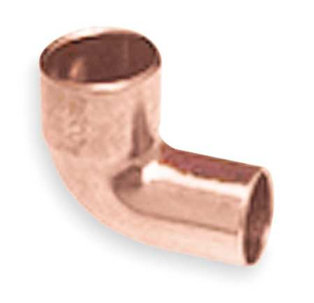 "2-1/2"" NOM FTG x C Copper 90 Degree Elbow"