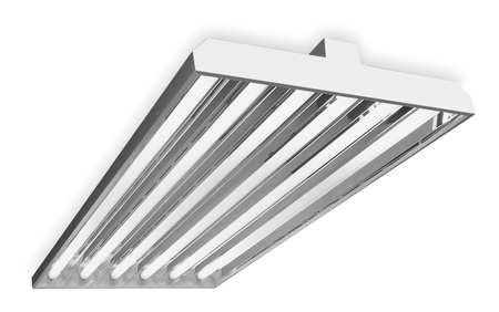 Fluorescent High Bay Fixture, T5HO, 306W