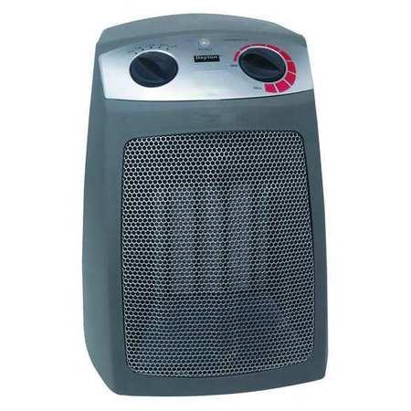 Port. Elec. Heater, 1500 W, 5118 BtuH