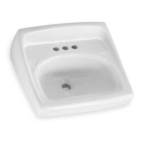 Bathroom Sink, 18-1/4 In. W, 12-1/8 In. H