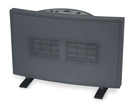 1500/750W Electric Space Heater,  Fan Forced,  120V