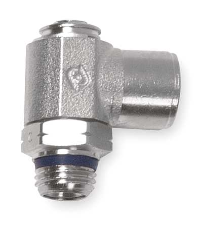 Universal Flow Control, 1/8 In, NPT x Tube