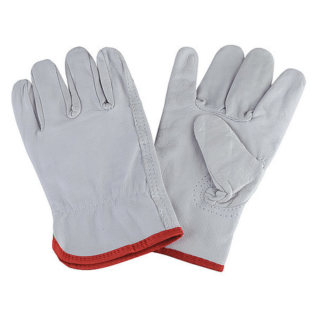 Leather Drivers Gloves, Goatskin, L, PR