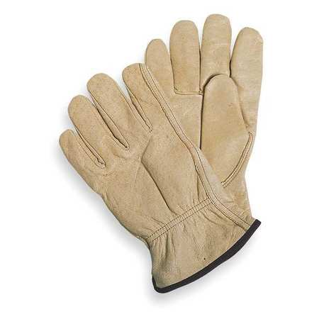 Leather Drivers Gloves, Pigskin, S, PR