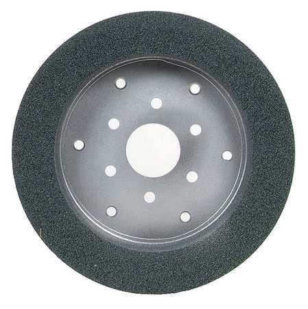 Cylinder Grinding Wheel, 6Dia, SC, 120G, PK5