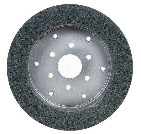 Cylinder Grinding Wheel, 6 Dia, SC, 80G, PK5