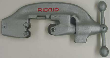 Pipe Cutter, 1/8 To 2 In Cap, For 3RY43