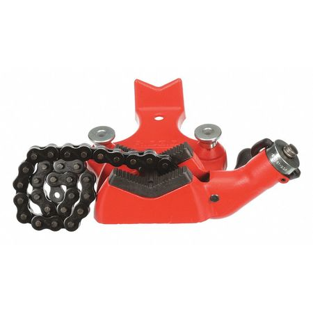 Bench Chain Vise, 1/4 to 6 In.