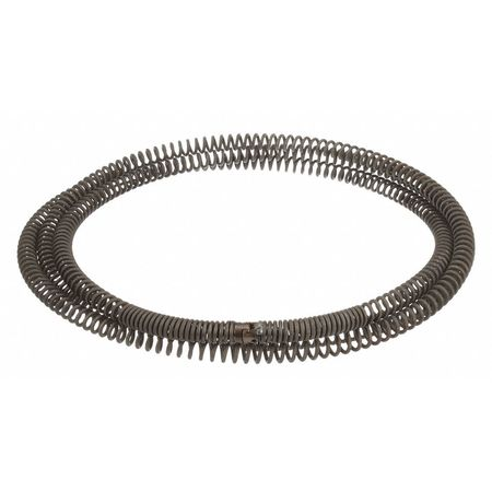 Drain Cleaning Cable, 7/8 In. x 15  ft.