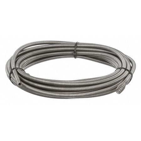 Drain Cleaning Cable, 3/8 In. x 35  ft.
