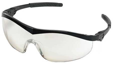 Condor Indoor/Outdoor Safety Glasses,  Anti-Fog,  Scratch-Resistant