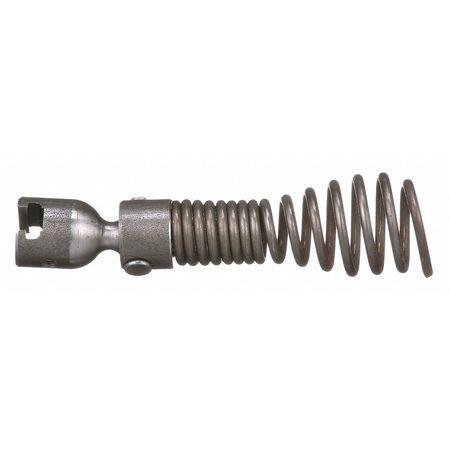 Drop Head Auger, 4 In. L, Steel