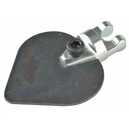 Spade Cutter, 1-3/4 In., Steel
