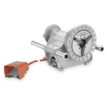 Power Drive Threading Machine, 1/8 to 2In