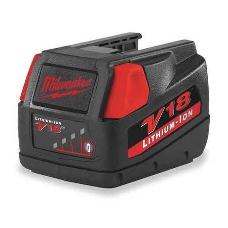 Battery Pack, 18V, 3.0Ah, Li-Ion