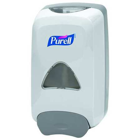 Hand Sanitizer Dispenser, 1200mL, Gray