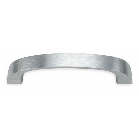 Ribbon Utility Pull, Steel, 3 1/2 In L